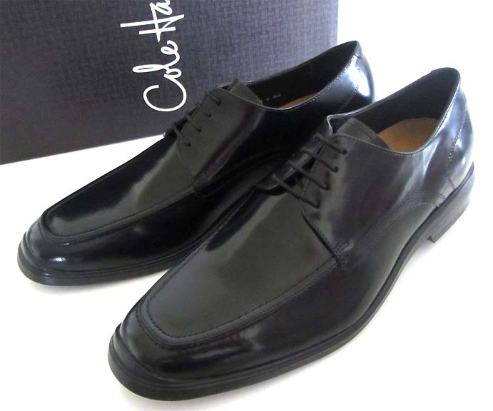 new cole haan nike air blk lace up dress shoes 9 5 oxfords
