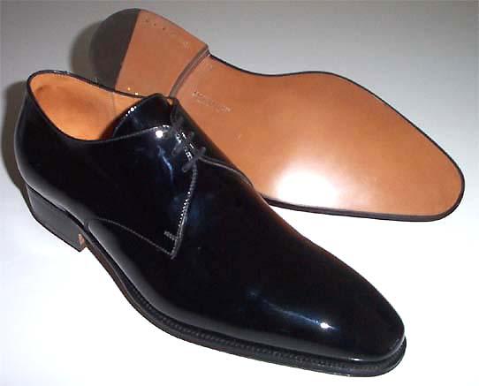 Dead Man's Shoes Part 1 - J. M. Weston Black Monkstraps - Nick Joelson